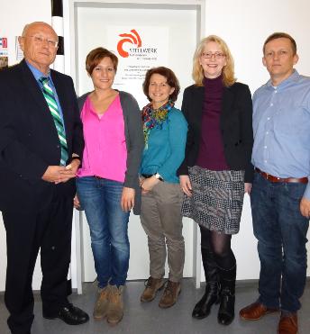 Vorstand Förderverein STELLWERK